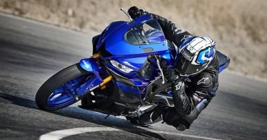 Yamaha YZF-R3 2019: una súper deportiva a escala