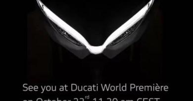 Ducati Streetfighter V4 2020: salen a la luz nuevos datos