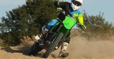 Prueba Kawasaki KX450 2020: la bestia verde