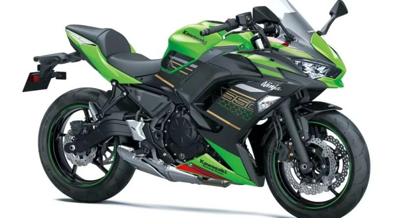 Nueva Kawasaki Ninja 650 2020: una vieja conocida cambia de look