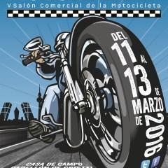 El mayor escaparate nacional dedicado al mundo de la motocicleta celebrará su próxima edición en marzo de 2016