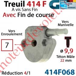 Treuil Manuel Pour Store Toile 5 Moteurdevolet Com