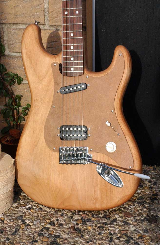 How To Paint And Finish A Guitar