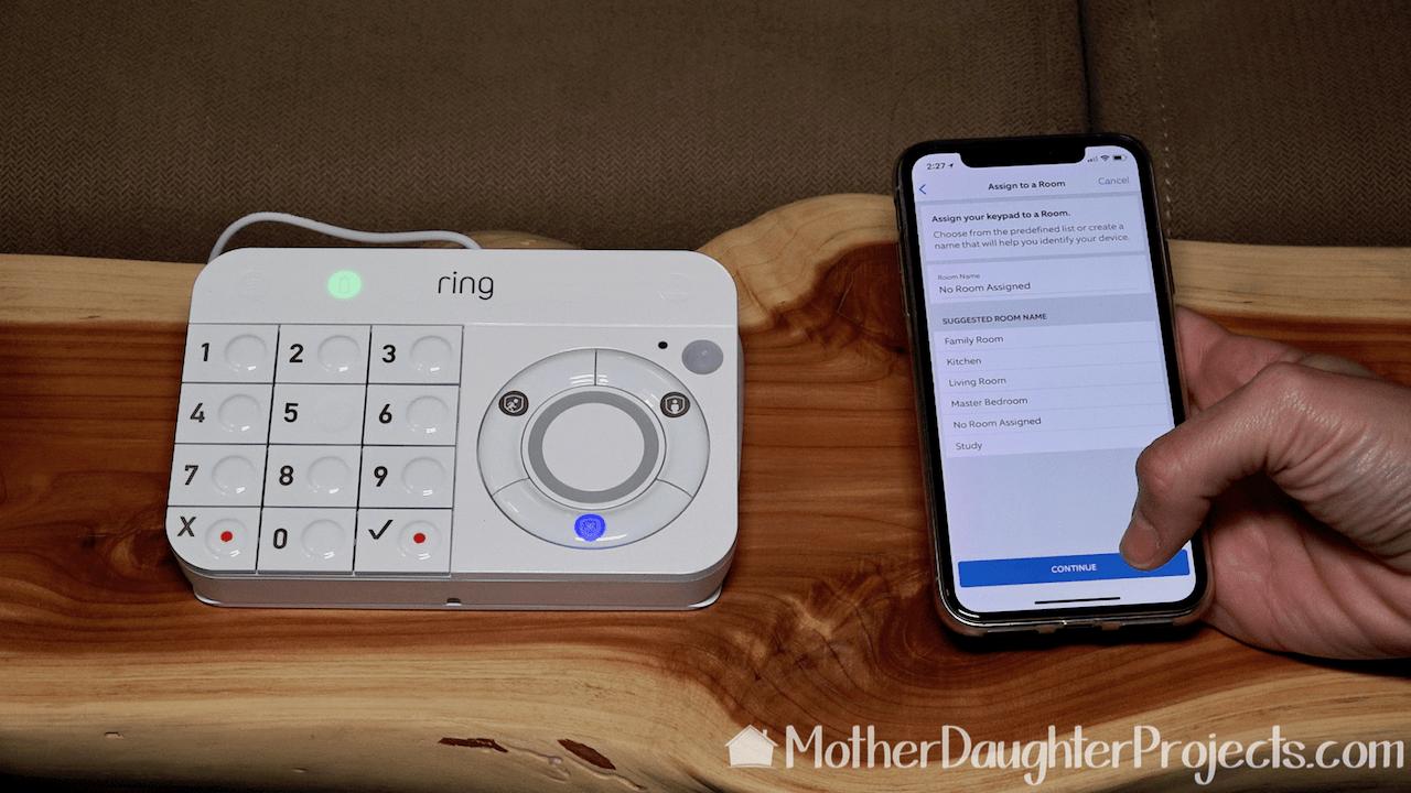 hight resolution of setting up the ring alarm kit keypad
