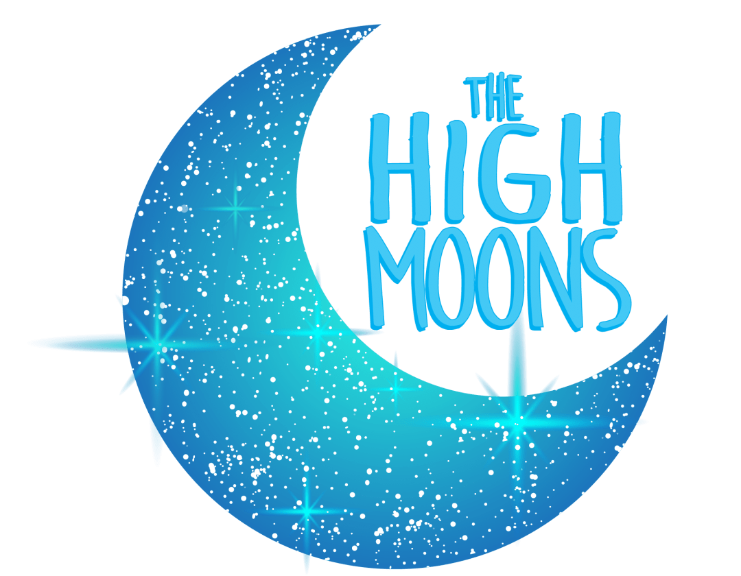 The High Moons Logo