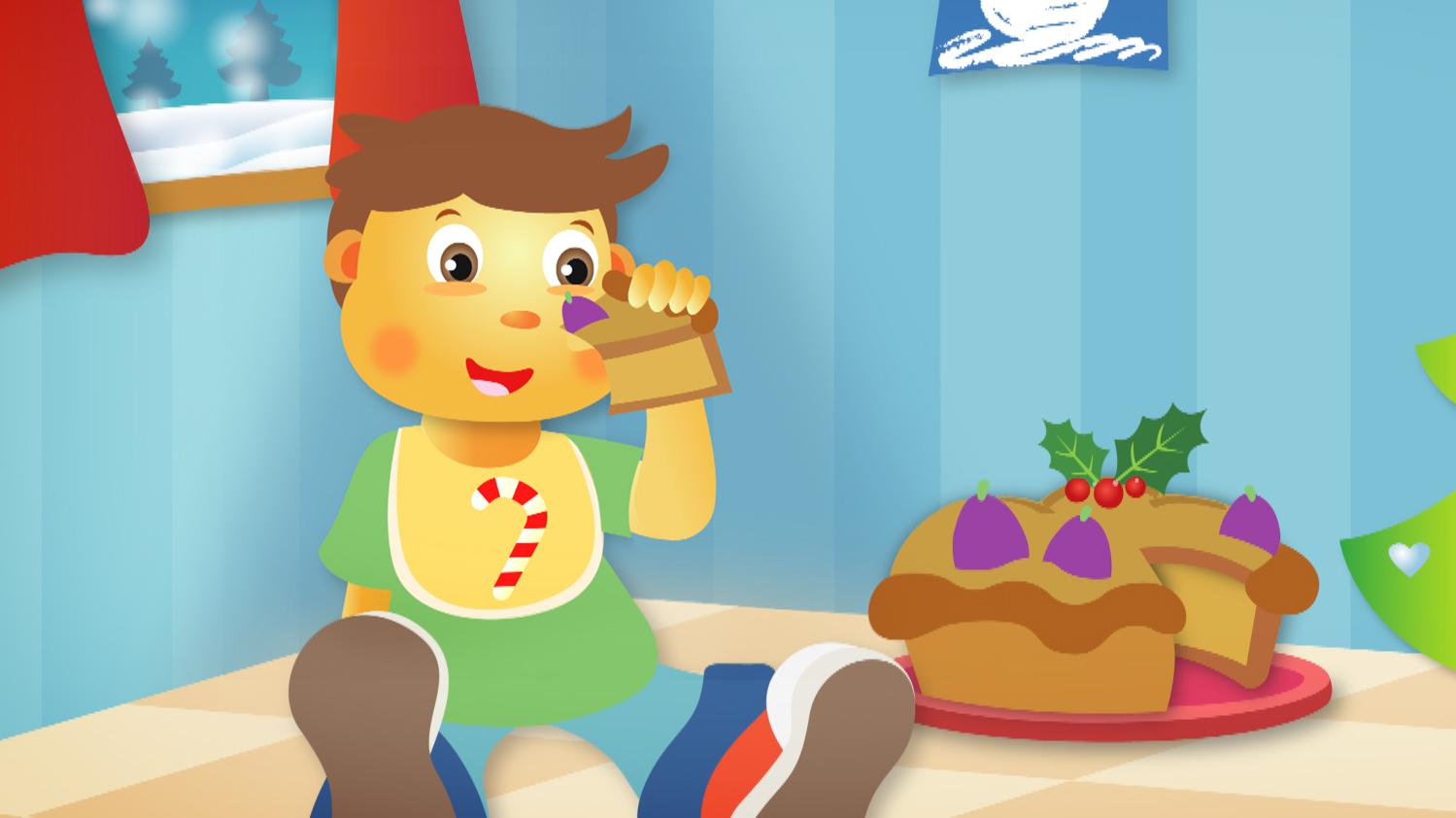 Little Jack Horner Cartoon Nursery Rhymes Mother