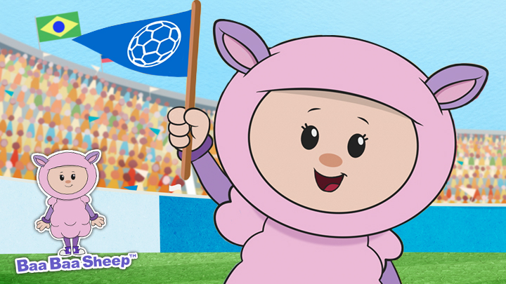 Soccer Rocker  Nursery Rhymes  Mother Goose Club