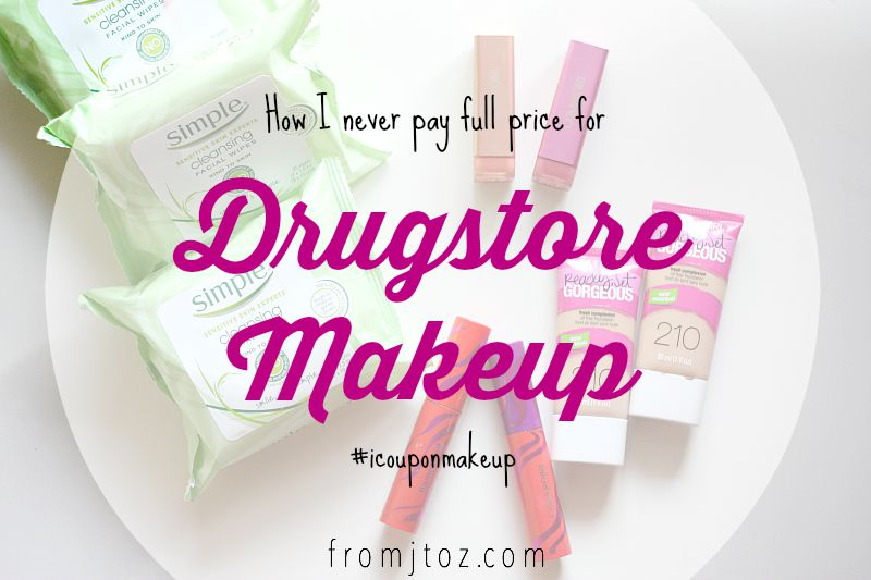 How I NEVER Pay Full Price for Makeup