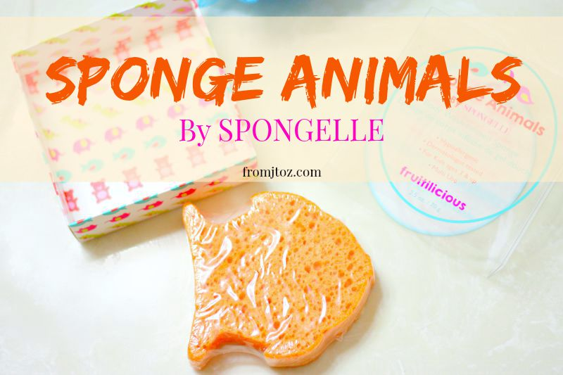 Sponge Animals by SPONGELLE Review
