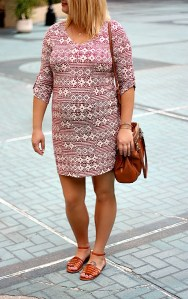 Dress Your Bump with Pink Blush + Giveaway!