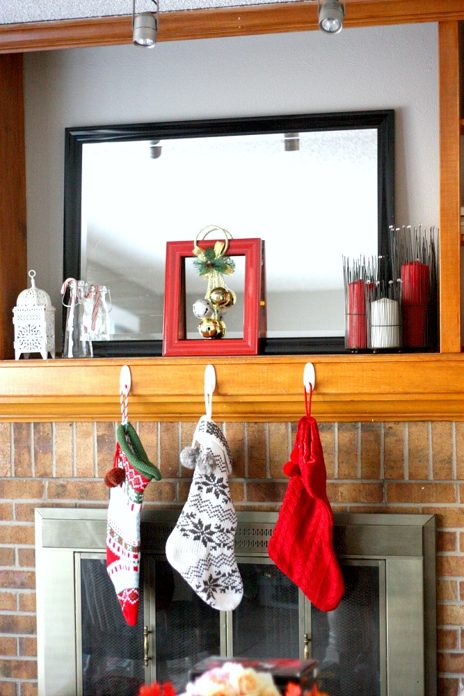 A Semi-Moved In Christmas Home Tour | Christmas Decor