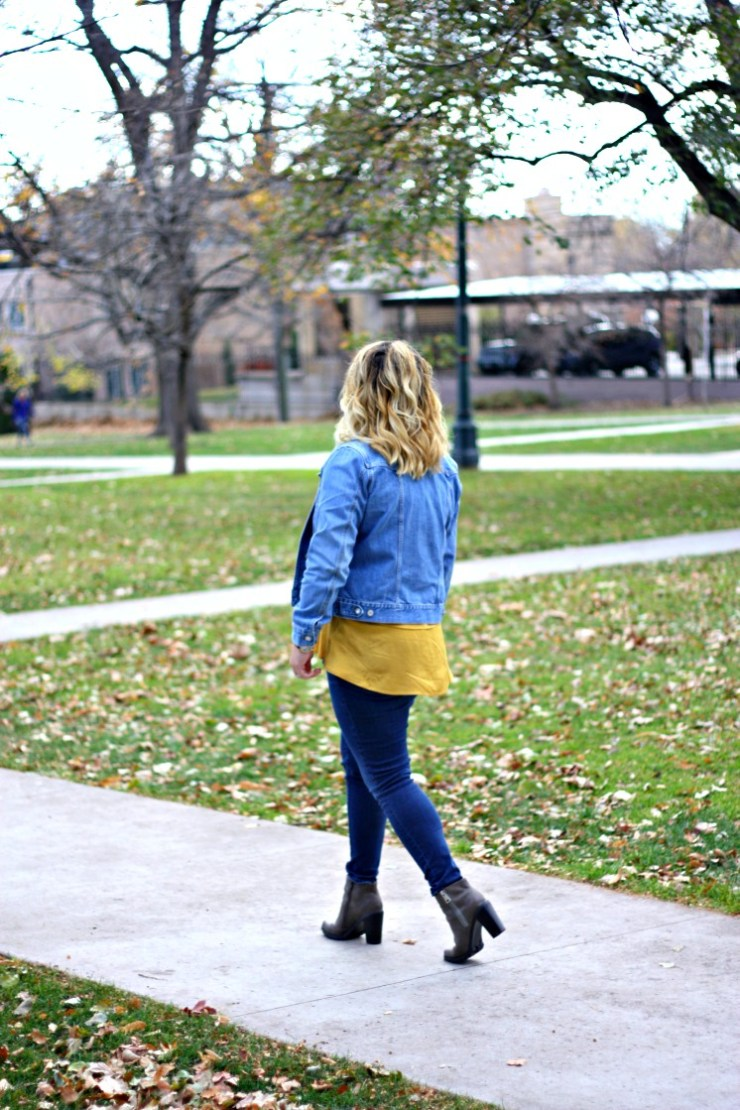 Fall Layers and New Beginnings
