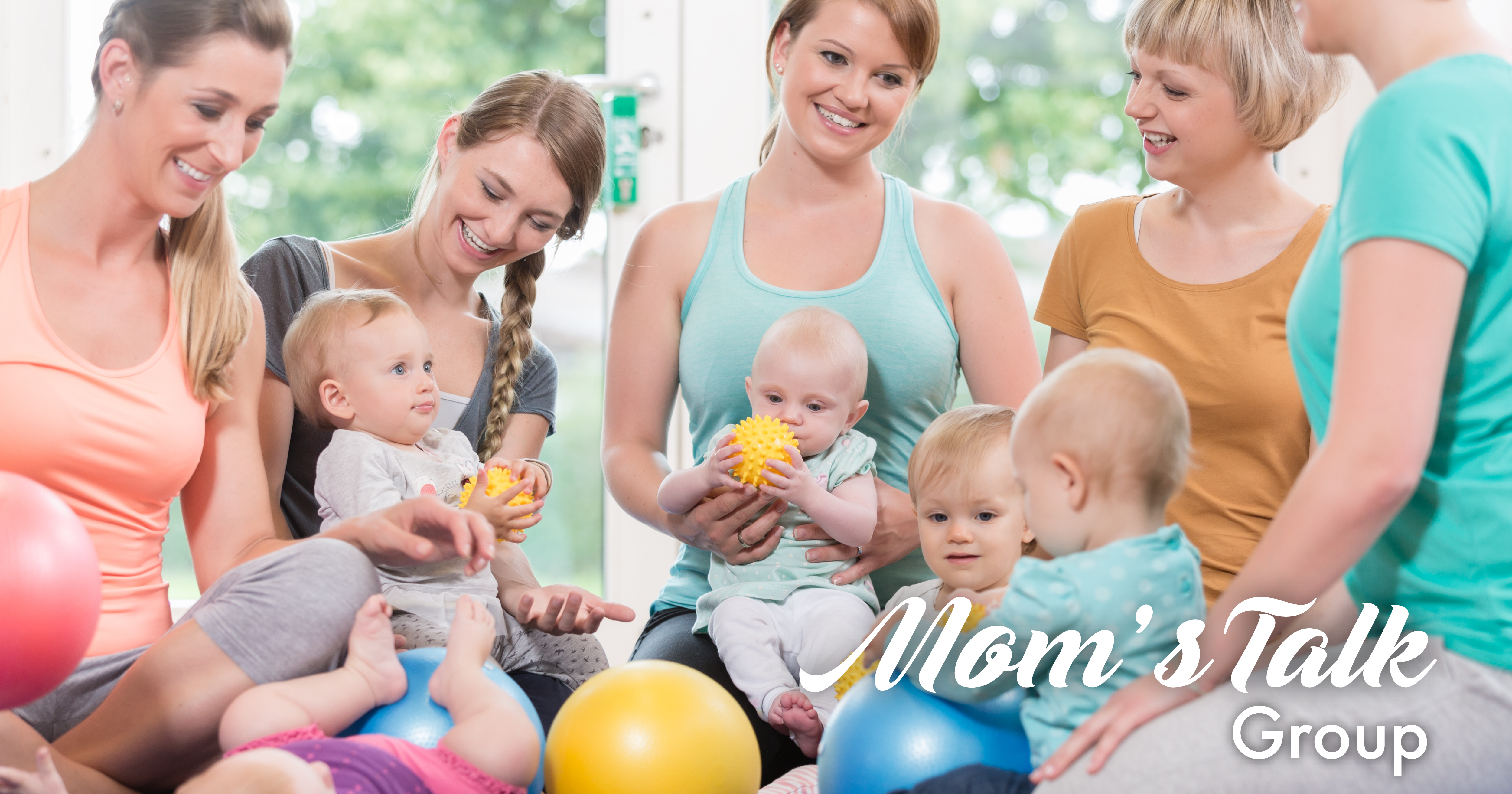 New Moms Support Group in Houston Newborn to six months