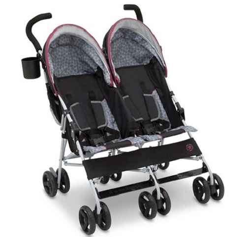 Combi Twin Sport 2 Side by Side Double Stroller