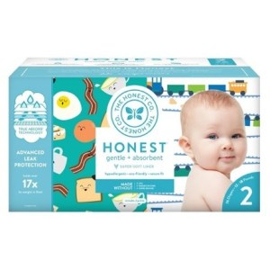 The Honest Baby Diaper