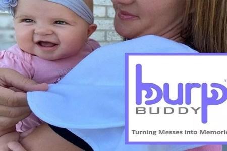 Burp Buddy Clean Burp Cloth