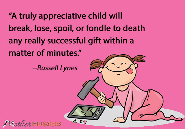 Russell-Lynes-Quote-MotherHumor