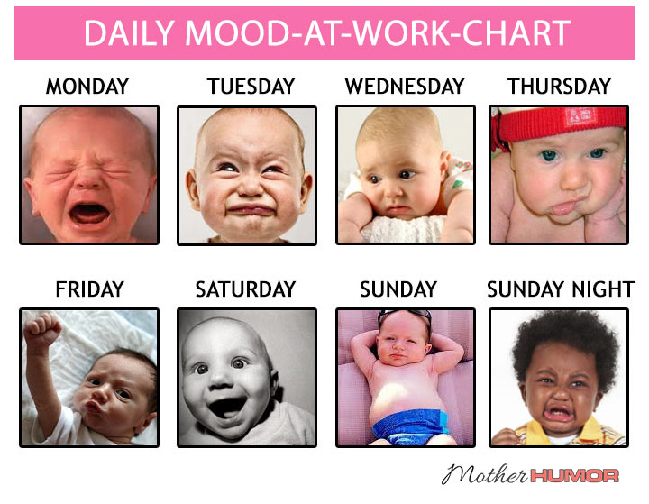 funny baby babies daily humor captions mood feel moods really reenact faces quotes basis job mother sunday hilarious related things