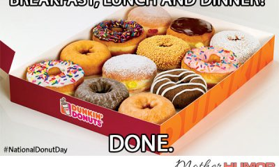 National Donut Day for Moms