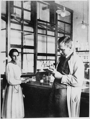 Lise Meitner, nuclear fission