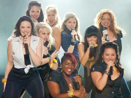 pitch perfect an a