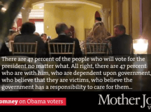 New Polls Show Majority of Americans Don't Like Romney's ...