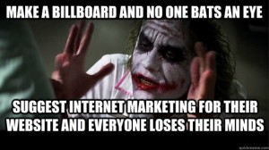 internet marketing - - no-one-bats-an-eye