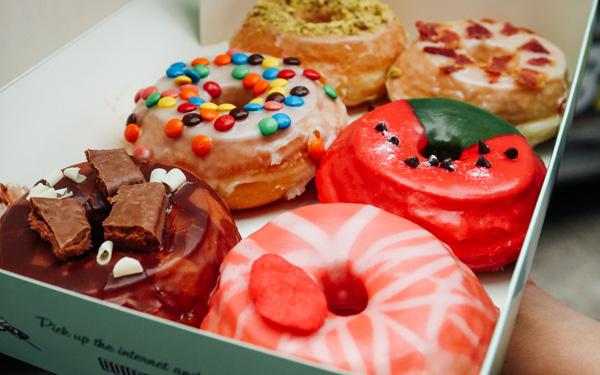 Doughnut Time Doh!