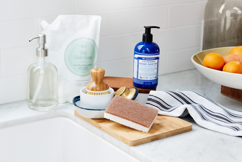 grove collaborative green cleaning products