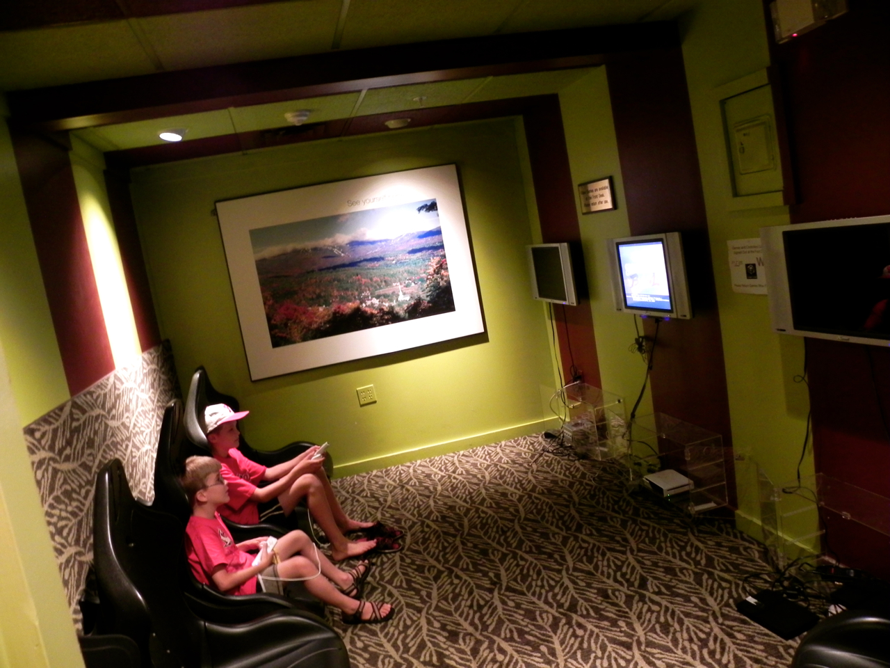 Luxury comfort and fun for families at Topnotch Resort