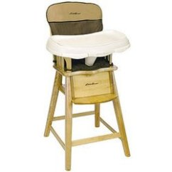 Eddie Bauer Multi Stage High Chair Wholesale Covers Banquet Chicco Stack 3 In 1 Review Mother Rising I Then Got A Wooden Highchair This Thing Was Really Pretty To Look At Other Than That Didn T Like It My Daughter Genius