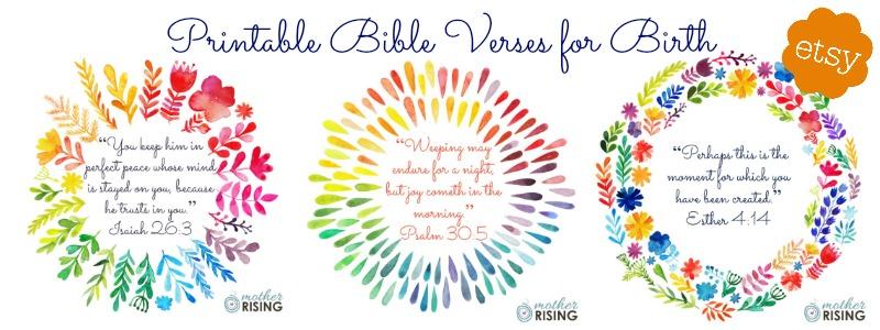 30 comforting bible verses