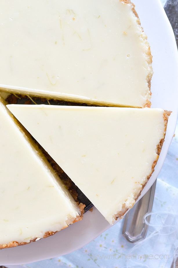 Key Lime Pie | Mother Thyme
