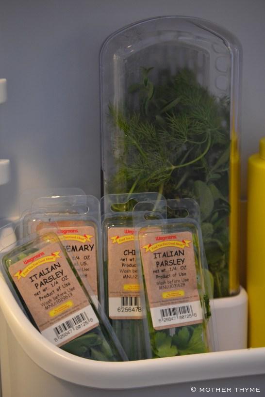 Organize Your Refrigerator   www.motherthyme.com