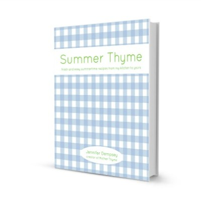 Summer Thyme is here plus a weekend of GIVEAWAYS!