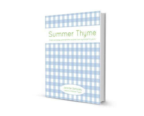 Summer Thyme cookbook