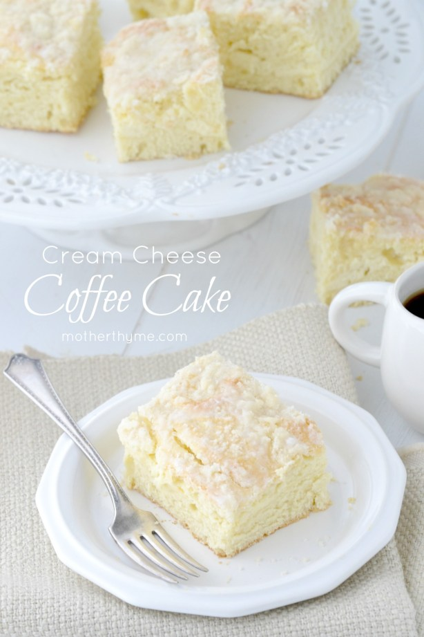 Cream Cheese Coffee Cake from www.motherthyme.com