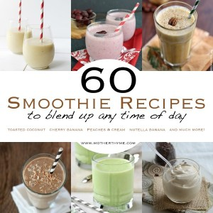 60 Kid-Friendly Recipes from www.motherthyme.com
