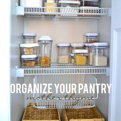 Currently Loving – OXO® POP Containers