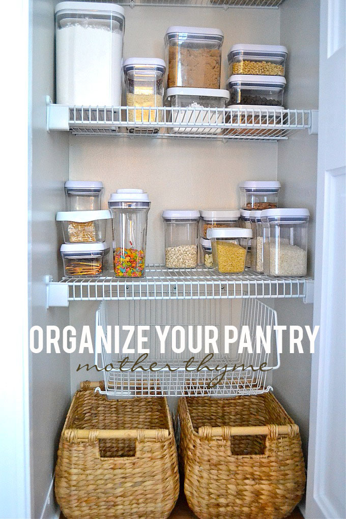 Currently loving - OXO® POP Containers