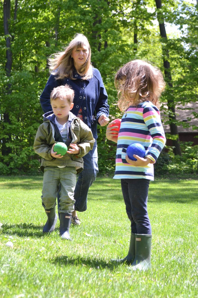 Keep Playing with Quaker® Chewy® Granola Bars