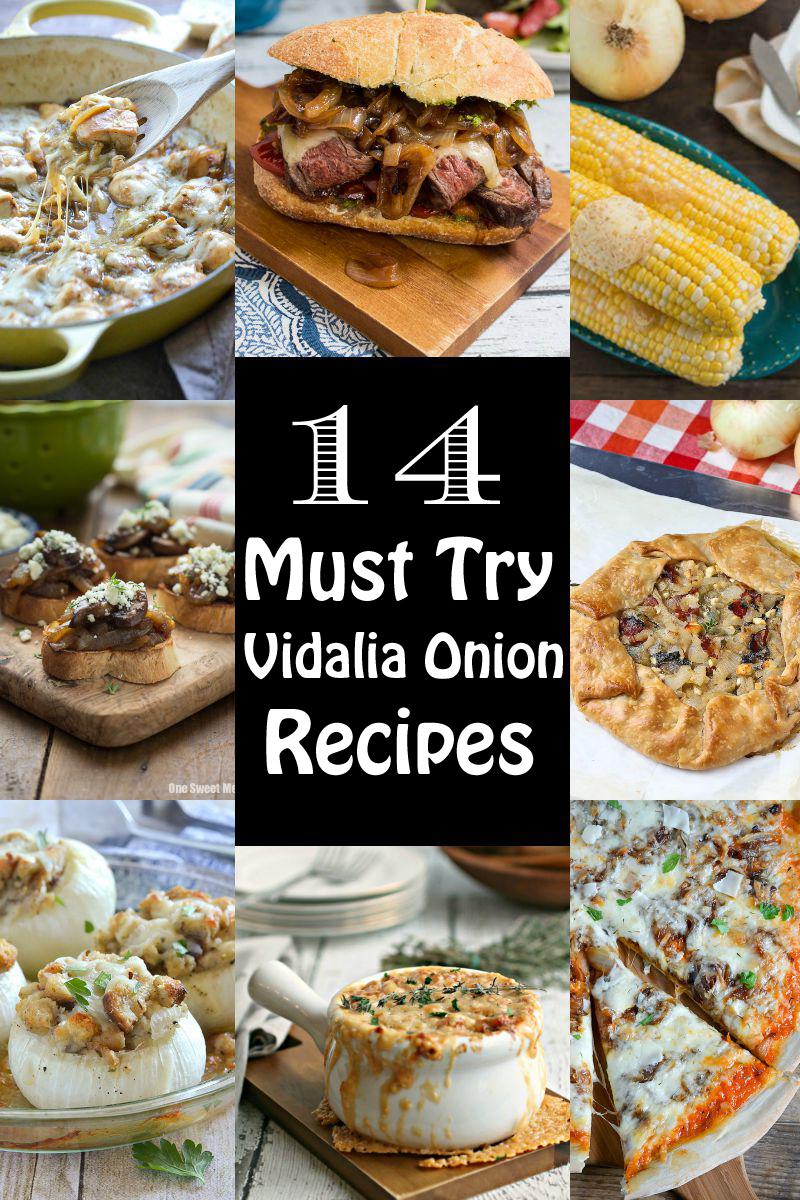 14 Must Try Vidalia Onion Recipes   www.motherthyme.com
