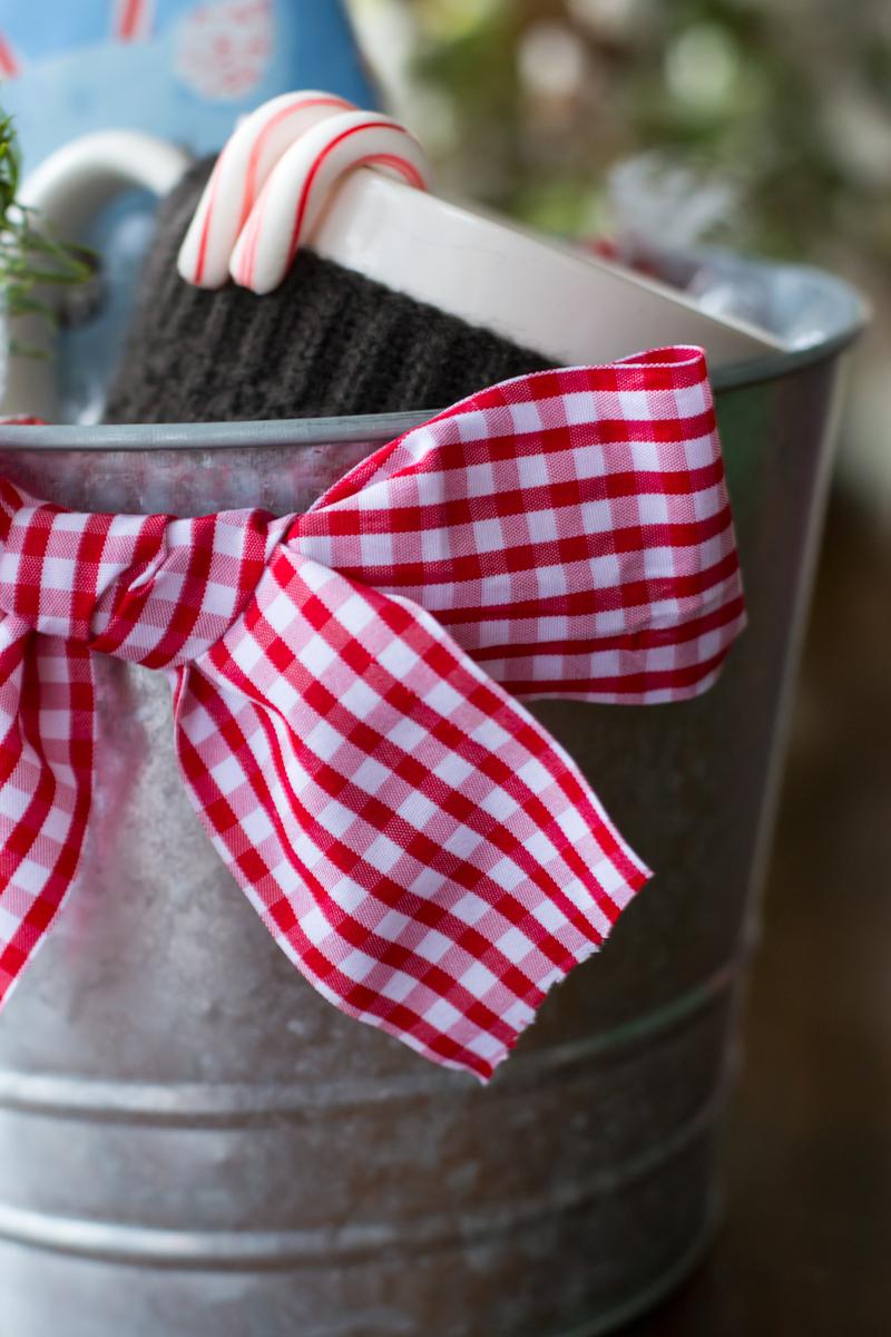 Gift Idea - Coffee Lovers Gift Basket