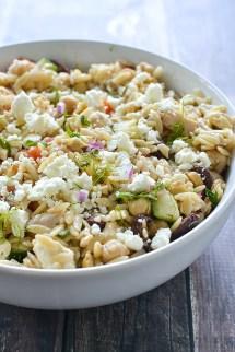 Mediterranean Orzo Salad