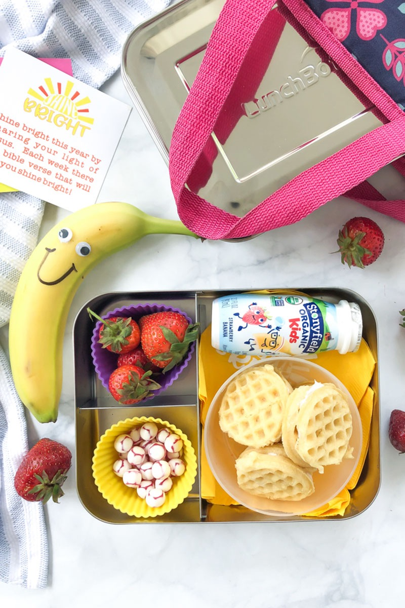10 MAKE AHEAD BREAKFAST BOXES