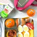 Bacon and Eggs Breakfast Box