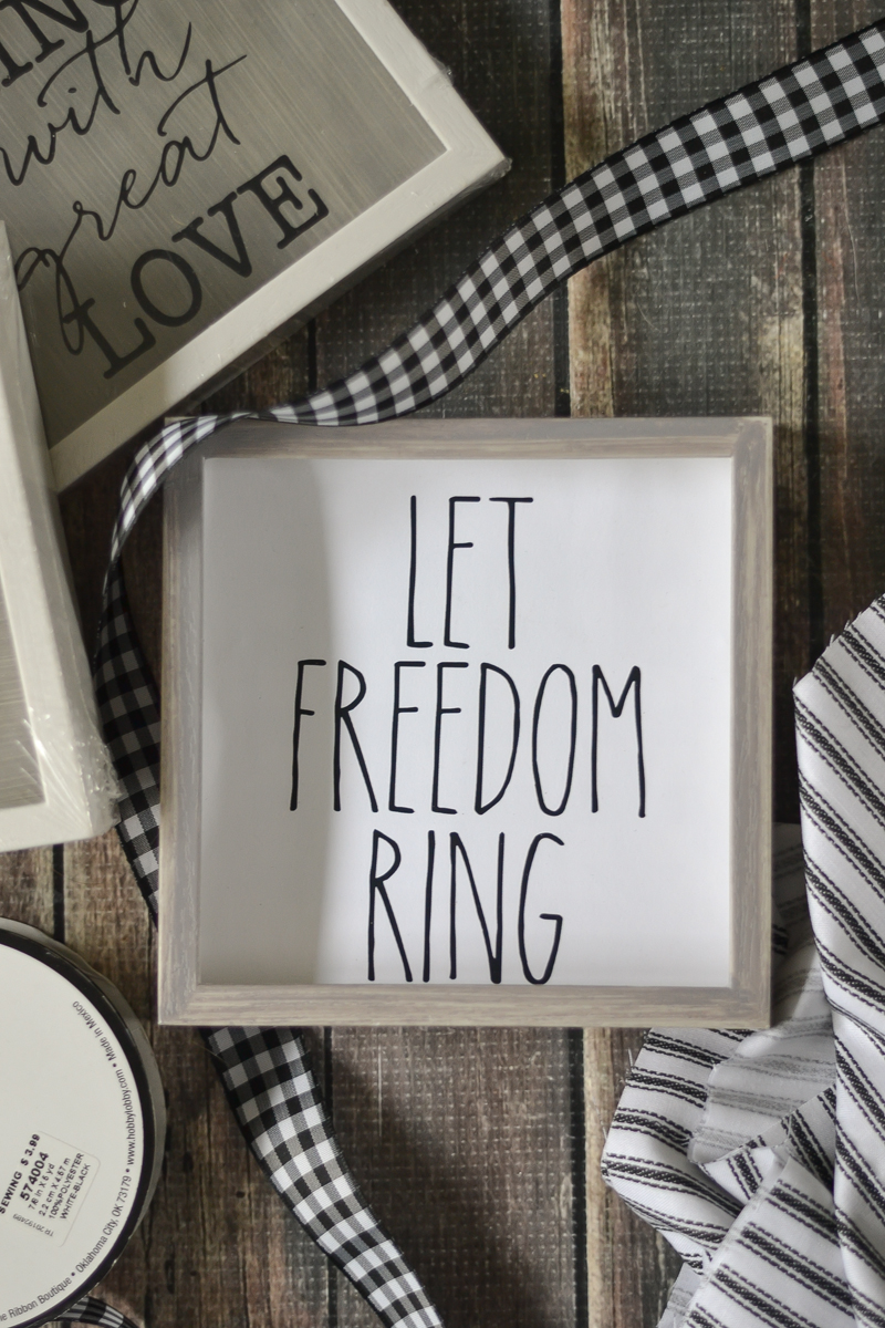 FARMHOUSE STYLE 4TH OF JULY FREE PRINTABLES