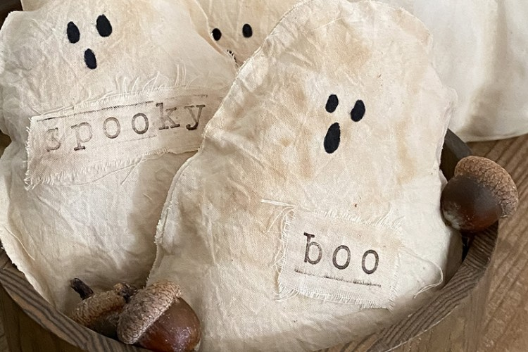 NO-SEW GHOST BOWL FILLER