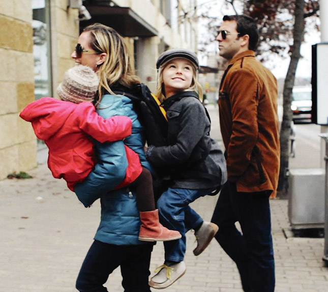 Freeloader Child Carrier - Top 5 Crowdfunding Campaigns