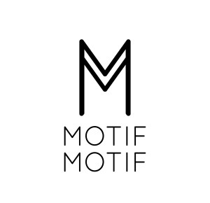 Motif Motif Logo Stacked